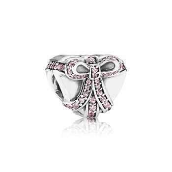 Pink With Love Charm - PANDORA 791423PCZ